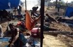 Prestação de cuidados primários de saúde à população do Sri Lanka às vítimas do tsunami