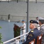 Discurso da Exma. Inspectora Nacional dos Paramédicos