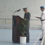 Discurso do Exm. Tenente Coronel Jorge Manuel Guerreiro Gonçalves Pedro