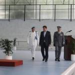 O Exm. Vereador da Protecção Civil da Câmara Municipal de Lisboa Dr. Carlos Manuel Castro