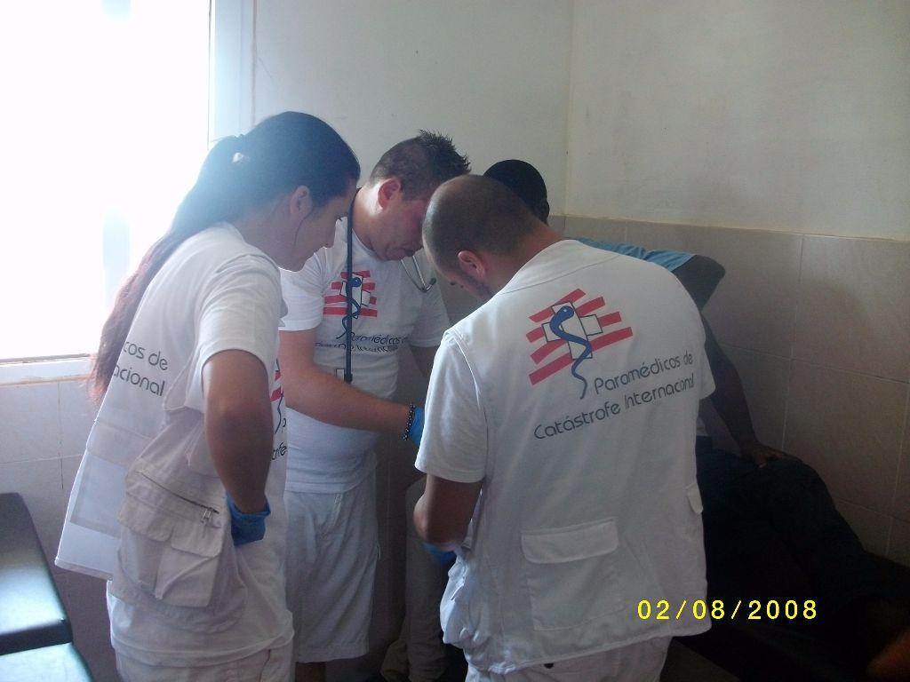 Missão de ajuda humanitária medico-Cirúrgica na Guine Bissau