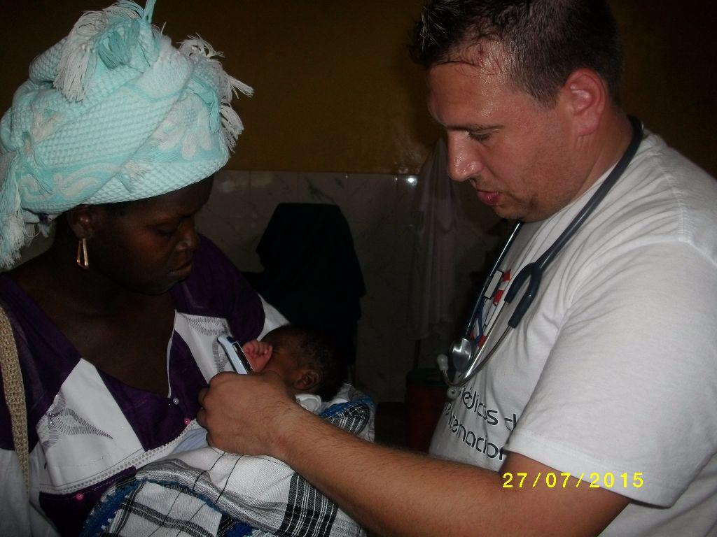Projecto de emergencia e prevenção de combate a Ebola-Guine Bissau