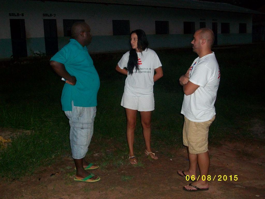 Missão exploratória a escola de Inguare-Guine Bissau