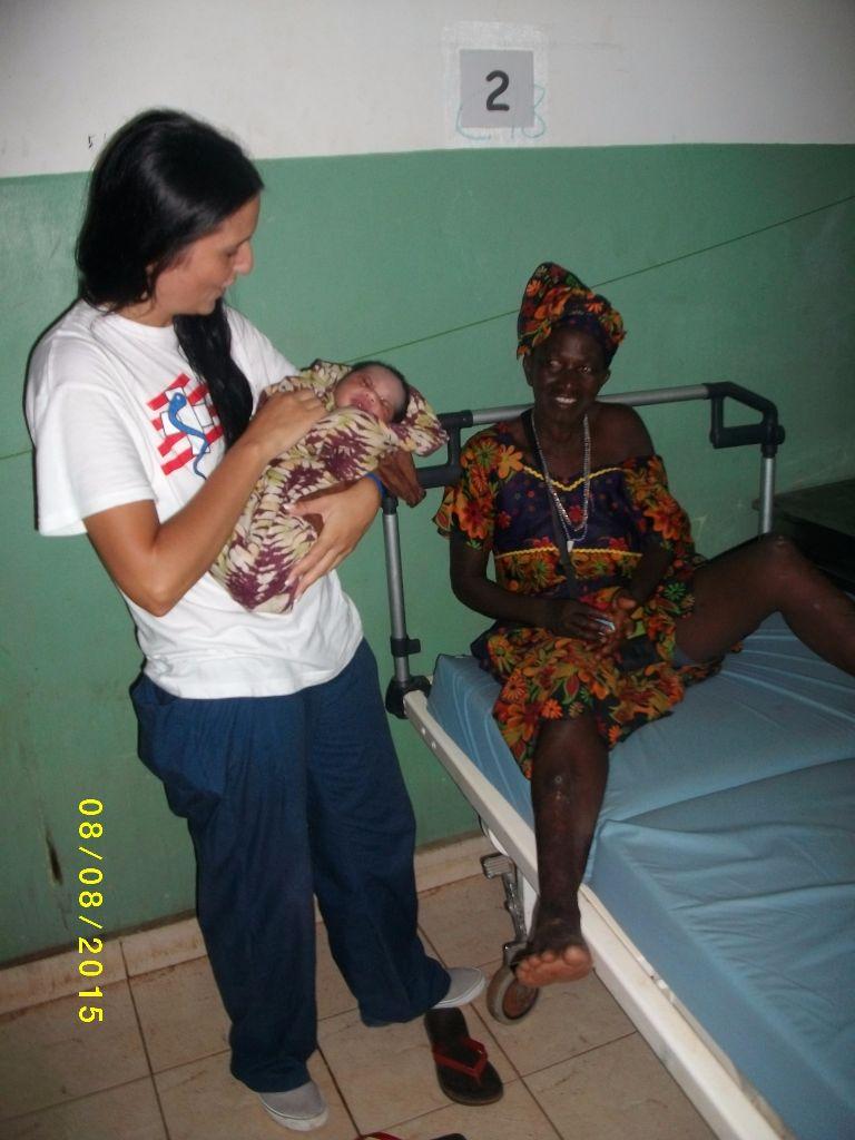 Missão Exploratória ao Hospital do cachungo -Guine Bissau