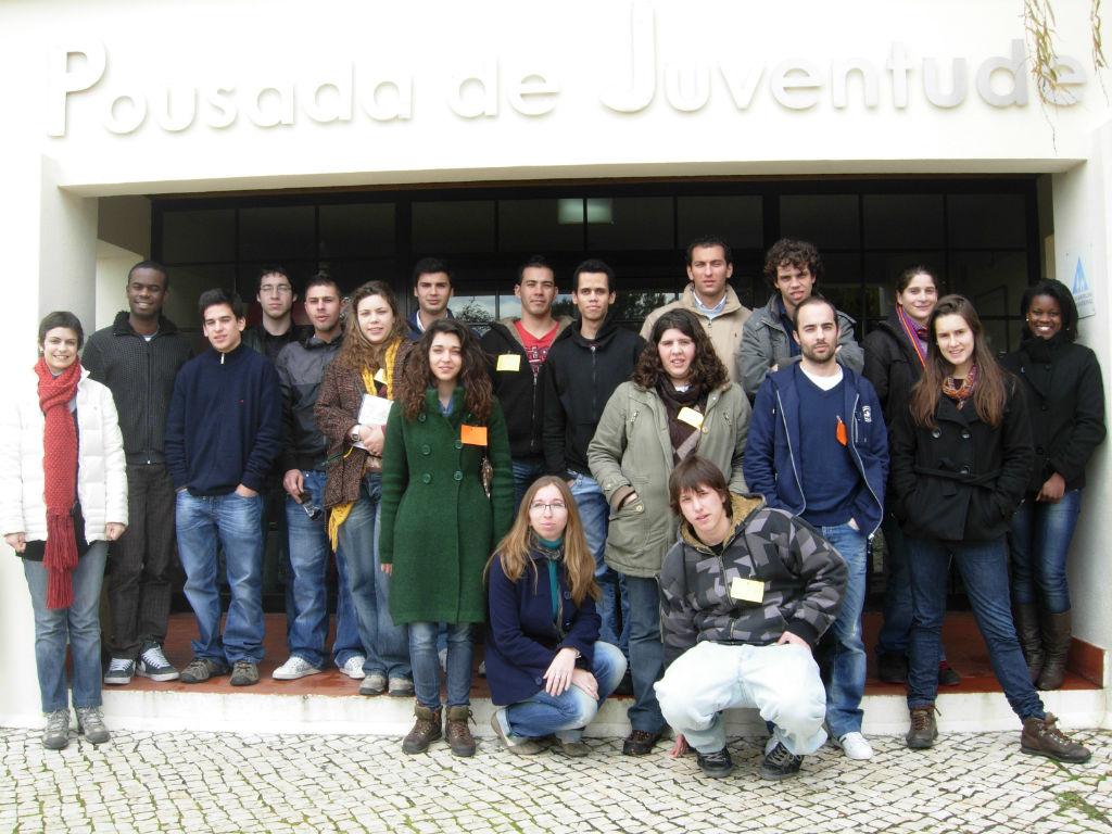 Formação SVE 2010
