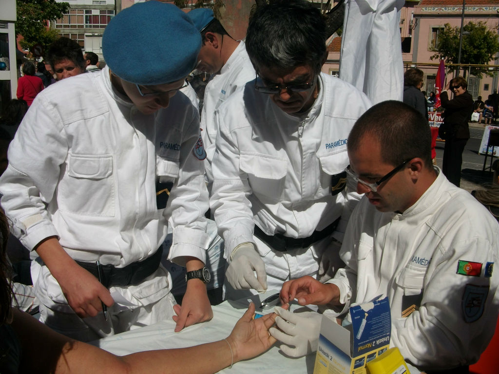 Rastreios cardiovasculares em moscavide-2013