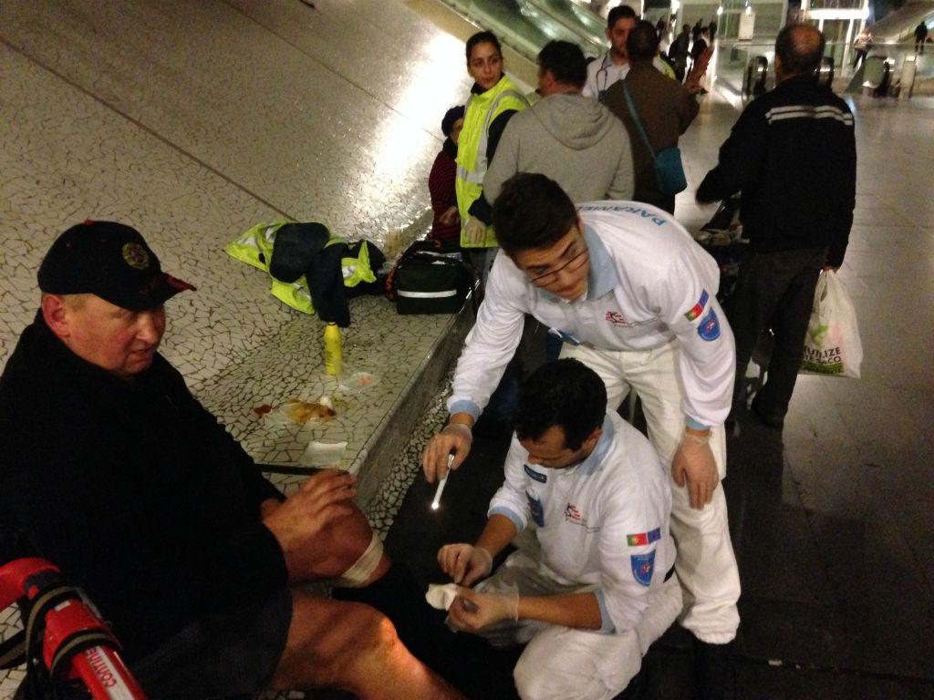 Apoio  Medico aos Sem abrigo  Lisboa