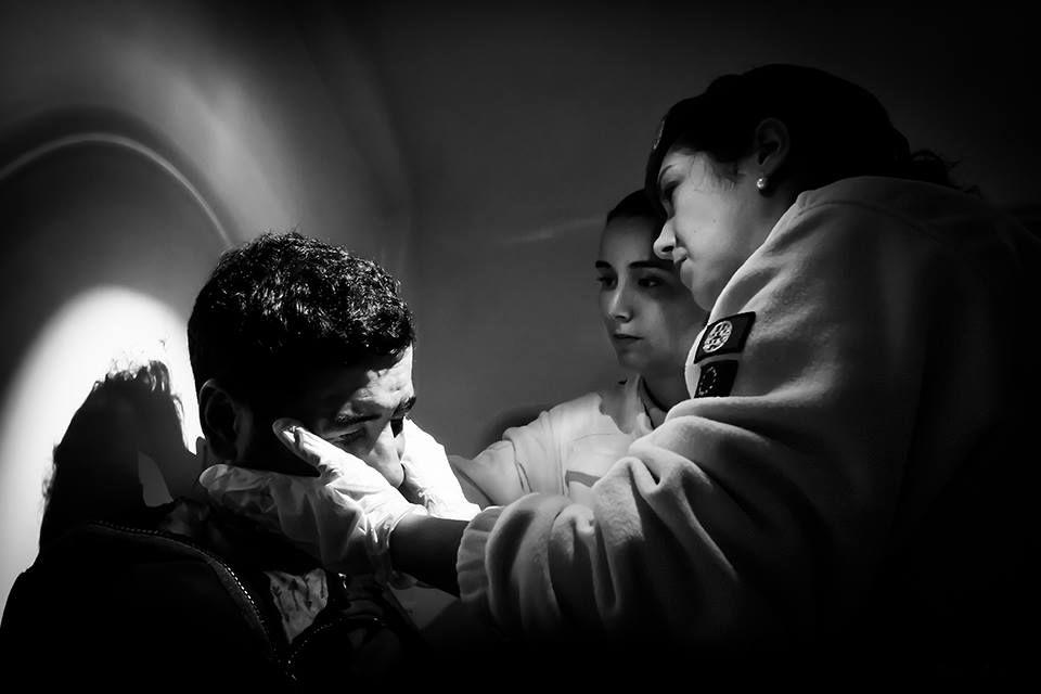 Apoio médico aos sem abrigo nas ruas de Lisboa
