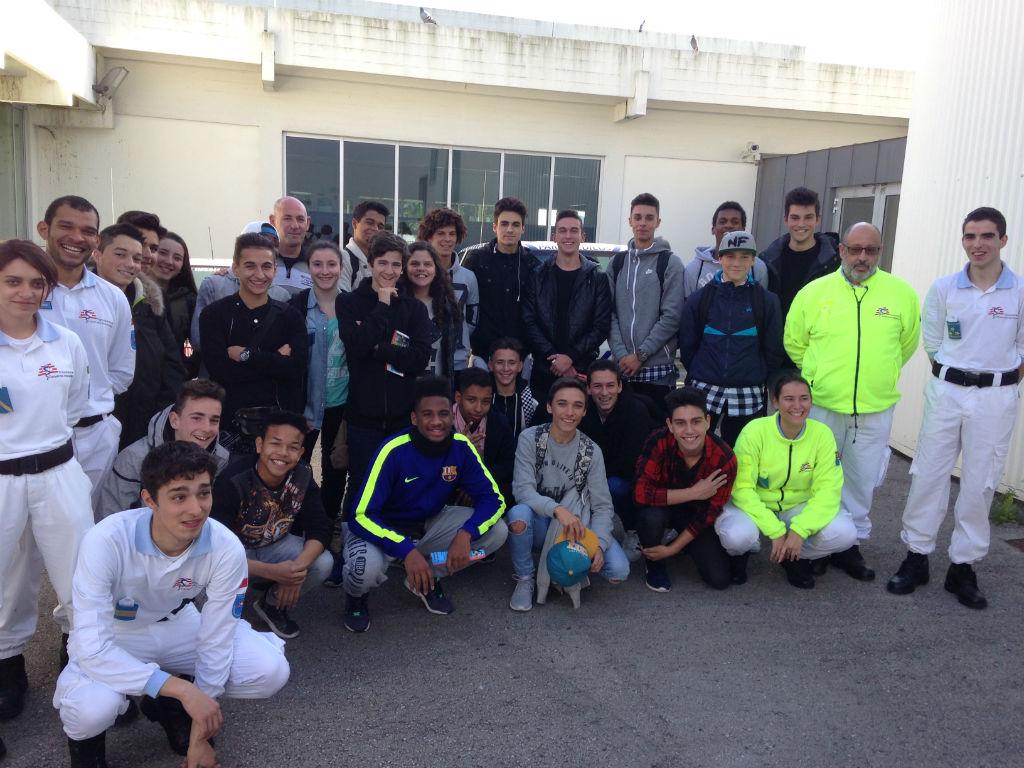 Formação de socorrismo nas escolas em Lisboa