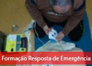 2.3.2 Formação Resposta de Emergência