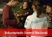 2.6 Voluntariado Juvenil Nacional