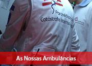 6.5 As Nossas Ambulâncias