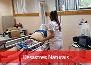 3.3.3.1 Desastres Naturais