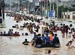 Emergência – Tufão Nesat nas Filipinas
