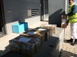 Envio de material Médico para a Guiné-Bissau – 2012