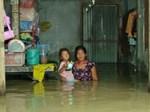 Emergência na Tailândia: cheias