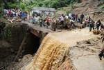 Emergência – Cheias em Teresópolis na Região Serrana do Rio – Brasil