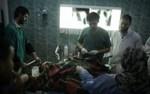 Missão de Ajuda Humanitária Médica aos Feridos na Líbia-2011