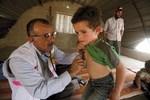 Emergencia – Conflitos na Faixa de Gaza