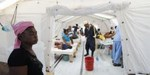 """Ajuda Humanitária cólera no Haiti"""